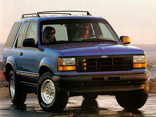 2012 Jeep Grand Cherokee For Sale >> 1993 Ford Explorer Reviews, Specs and Prices | Cars.com