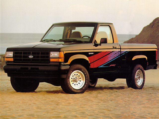 1993 Ford Ranger XLT Regular Cab Pickup for sale in Birmingham for $0 with 0 miles