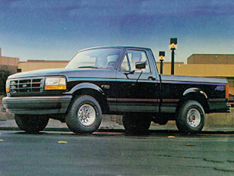 1993 ford f150 reviews specs and prices. Black Bedroom Furniture Sets. Home Design Ideas