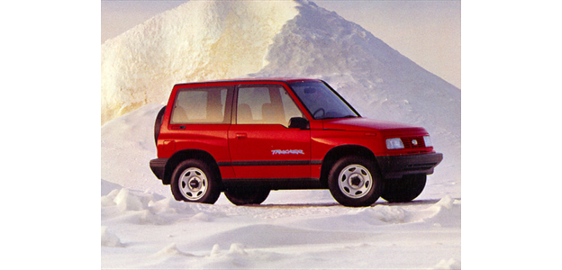 1993 Geo Tracker