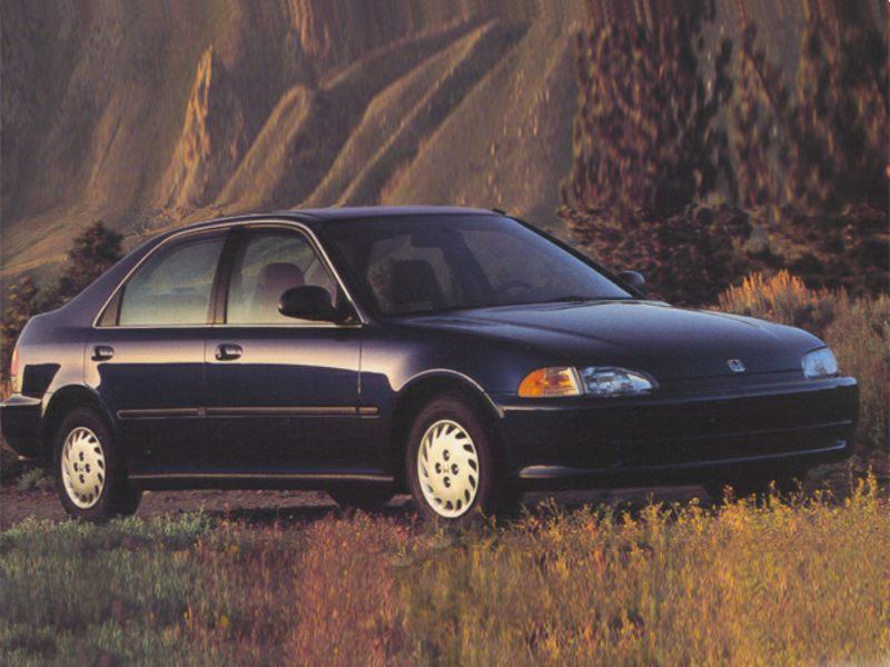 1993 Honda Civic Specs, Pictures, Trims, Colors || Cars.com