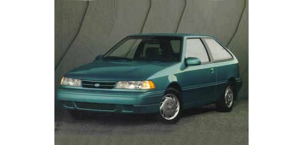 1993 Hyundai Elantra