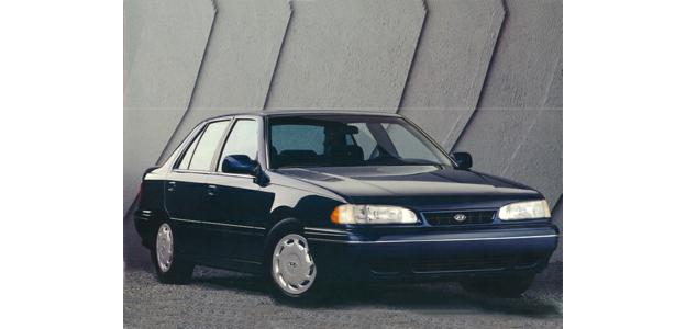 1993 Hyundai Sonata