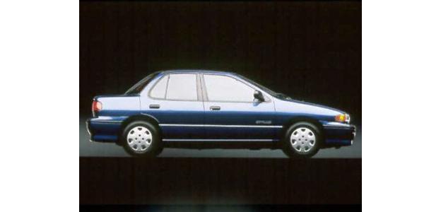 1992 Isuzu Stylus