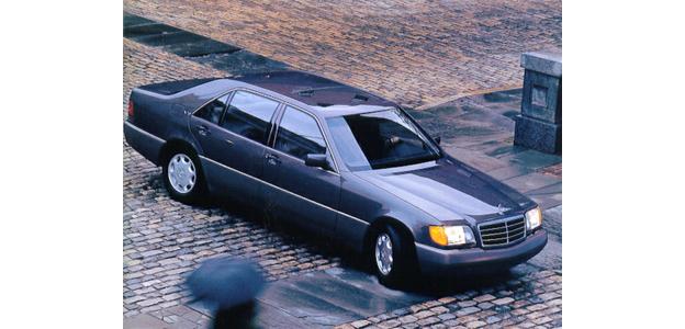 1993 Mercedes-Benz 400