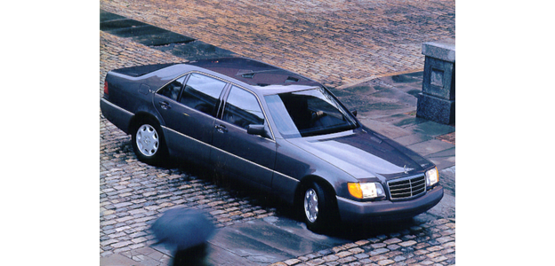 1993 Mercedes-Benz 600