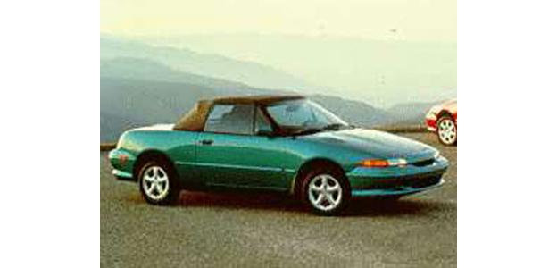 1993 Mercury Capri
