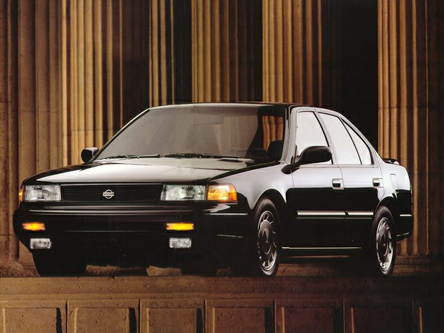 1993 Nissan Maxima GXE Sedan for sale in Natchez for $5,995 with 88,504 miles