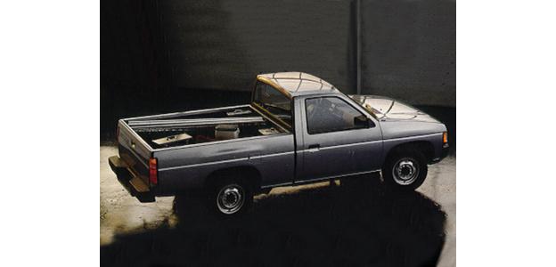 1993 Nissan 4x2 Truck