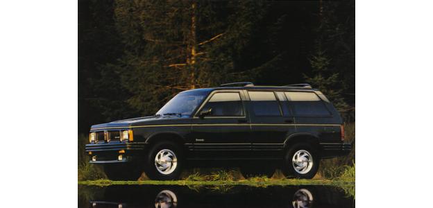 1993 Oldsmobile Bravada