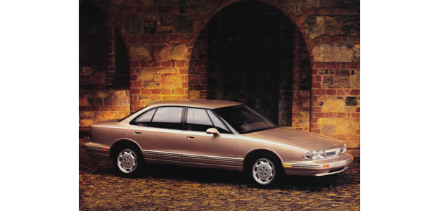 1993 Oldsmobile Eighty-Eight Royale