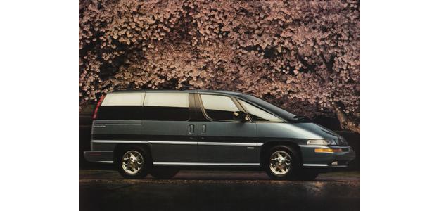 1993 Oldsmobile Silhouette