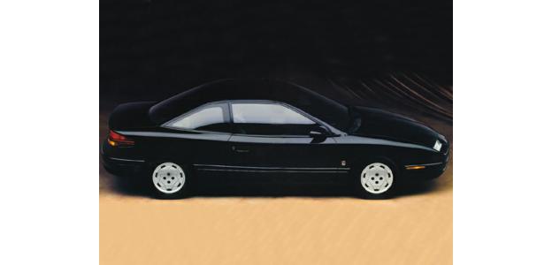 1993 Saturn SC2