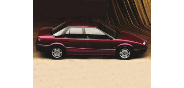 1993 Saturn SL1