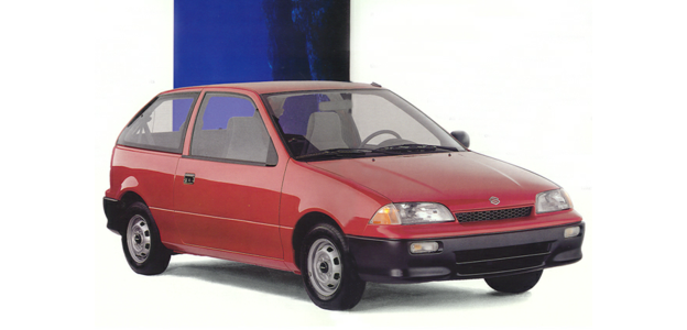1993 Suzuki Swift