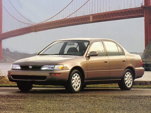 1993 Toyota Corolla Sedan for sale in Easton for $2,900 with 105,118 miles.
