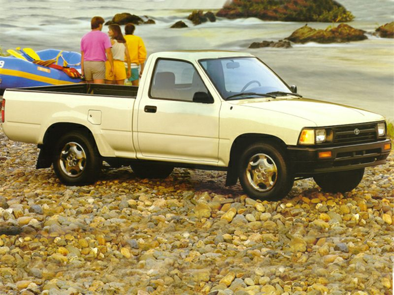 1993 toyota pickup reviews specs and prices. Black Bedroom Furniture Sets. Home Design Ideas