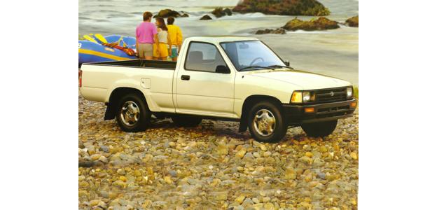 1993 Toyota 2WD Trucks