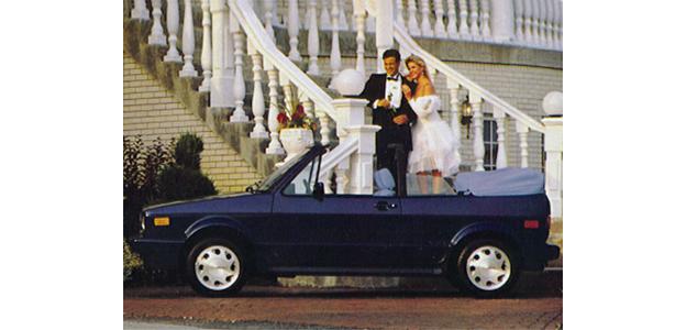 1993 Volkswagen Cabrio