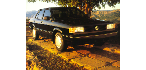 1992 Volkswagen Fox