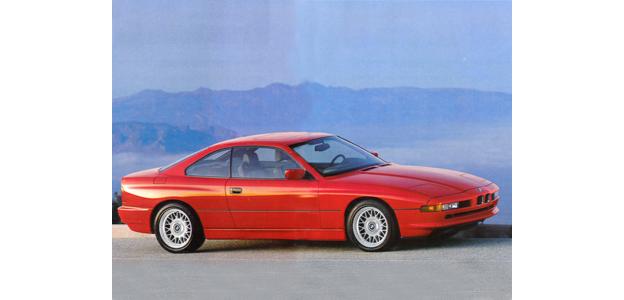 1994 BMW 850