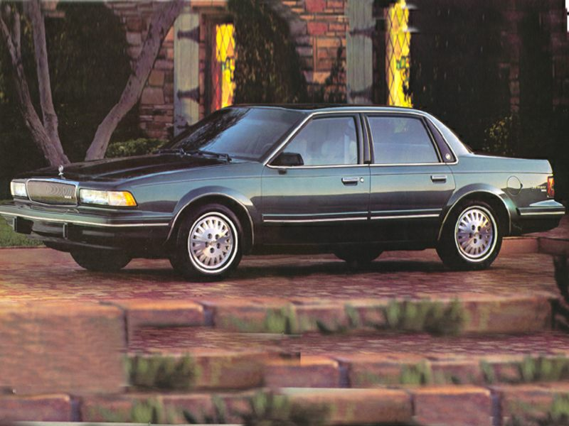 1994 Buick Century Specs, Pictures, Trims, Colors || Cars.com