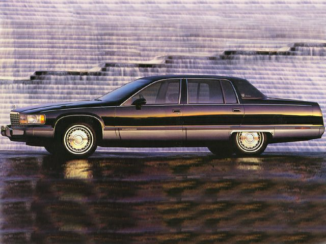 1994 Cadillac Fleetwood Sedan for sale in Newark for $0 with 127,104 miles