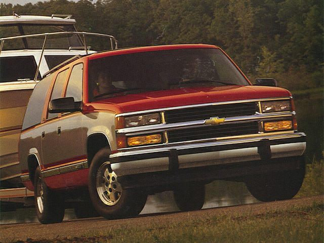1994 Chevrolet Suburban 1500 SUV for sale in Mabank for $1,595 with 276,191 miles