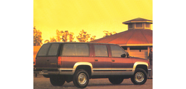 1994 Chevrolet Suburban 2500