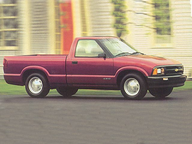 1995 Chevrolet S-10 Regular Cab Pickup for sale in Lebanon for $1,995 with 163,432 miles.