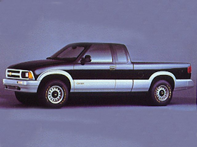 1994 Chevrolet S-10 LS Extended Cab Extended Cab Pickup for sale in Augusta for $2,995 with 315,093 miles.