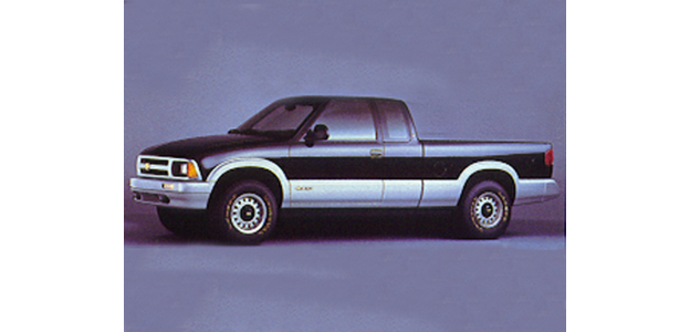 1995 Chevrolet S-10
