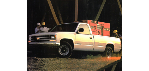 1994 Chevrolet C3500