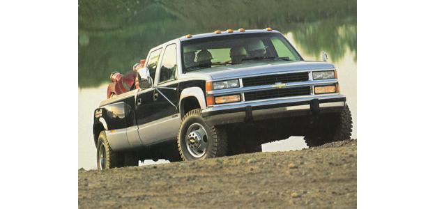 1995 Chevrolet K3500