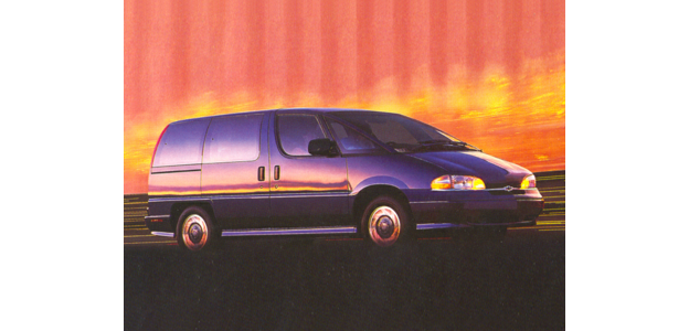 1994 Chevrolet Lumina Van