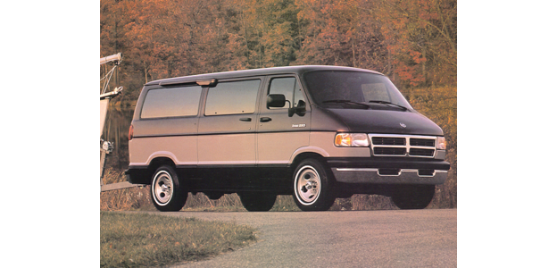 1994 Dodge B250 Ram