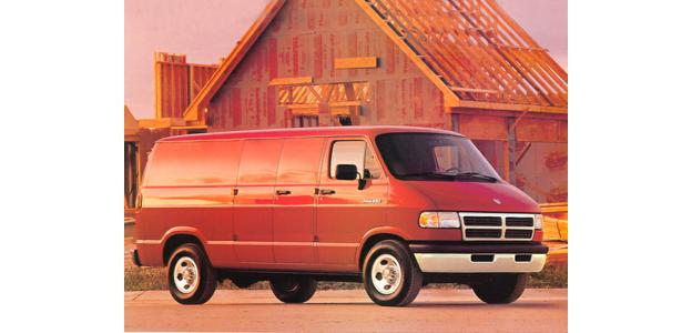 1994 Dodge B350 Ram