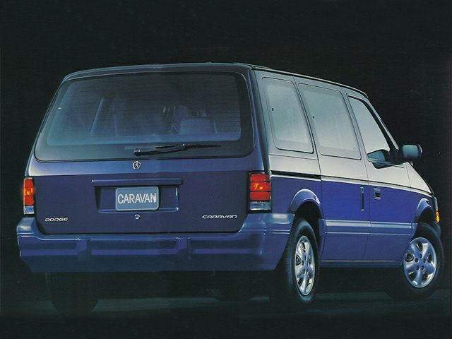 1995 Dodge Caravan SE Minivan for sale in Meadville for $0 with 189,252 miles