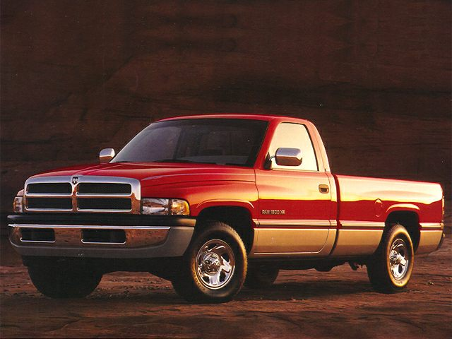 1995 Dodge Ram 1500 ST Regular Cab Pickup for sale in Wichita for $0 with 146,222 miles