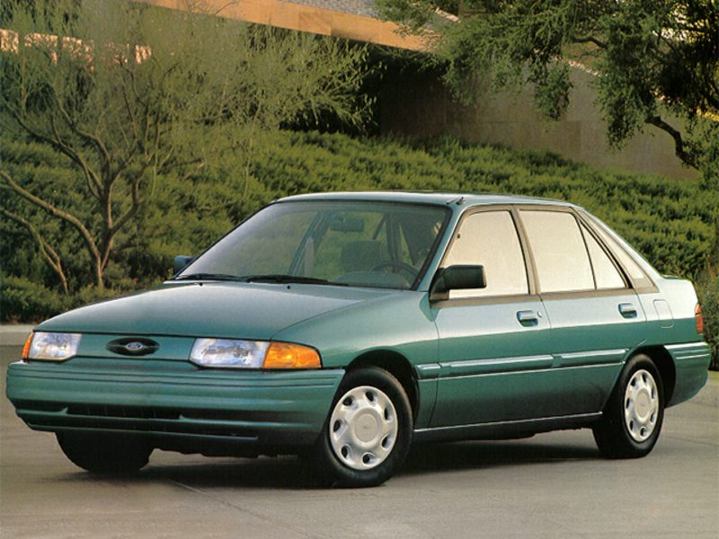 1994 ford escort reviews specs and prices. Black Bedroom Furniture Sets. Home Design Ideas