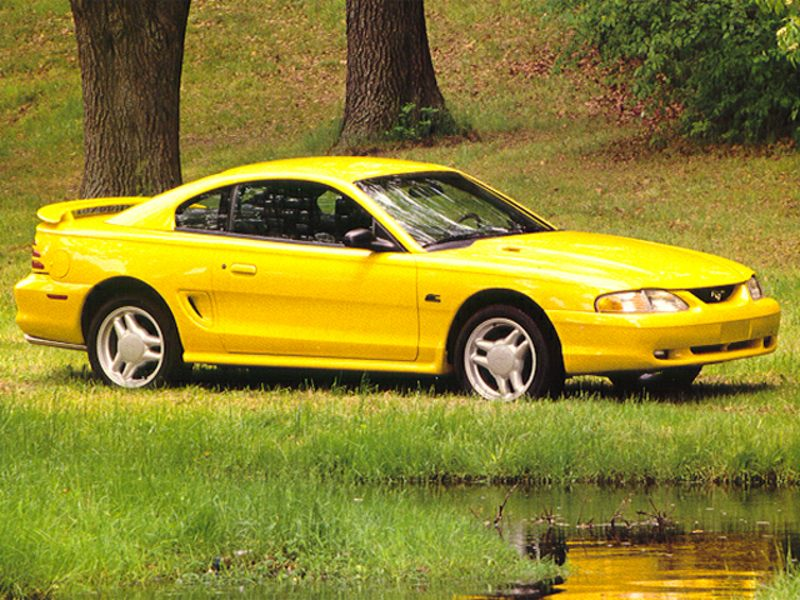 1994 ford mustang specs pictures trims colors. Black Bedroom Furniture Sets. Home Design Ideas
