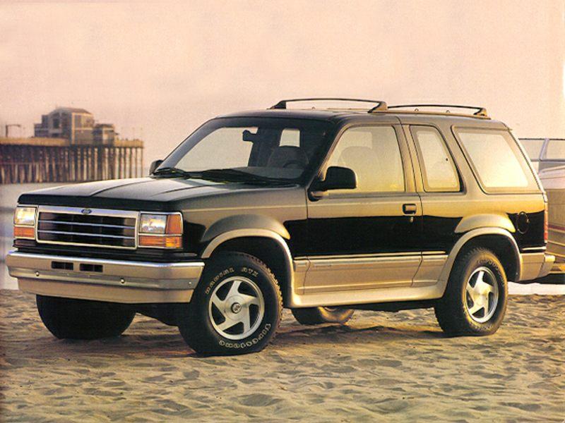 1994 ford explorer specs pictures trims colors. Black Bedroom Furniture Sets. Home Design Ideas