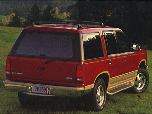 1994 Ford Explorer XLT SUV for sale in Seattle for $0 with 138,706 miles