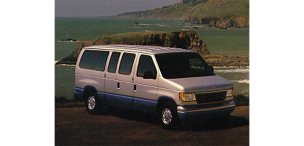 1994 Ford Club Wagon