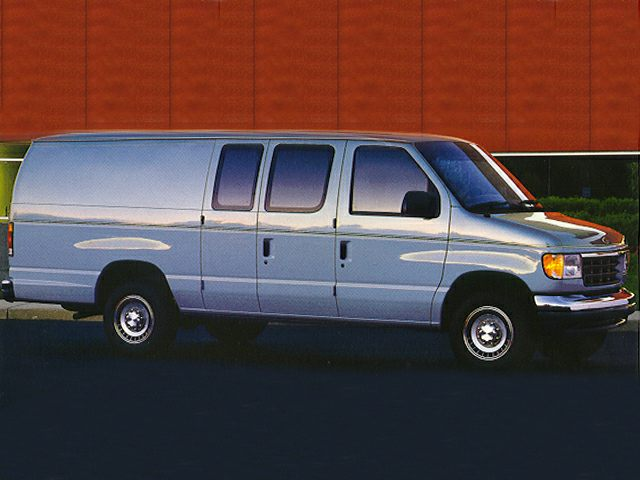 1994 Ford E150 Cargo Van for sale in Knoxville for $3,990 with 234,670 miles