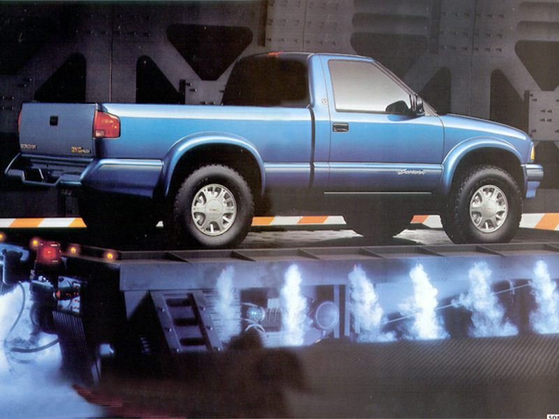 1995 gmc sonoma reviews specs and prices. Black Bedroom Furniture Sets. Home Design Ideas