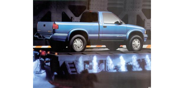 1995 GMC Sonoma