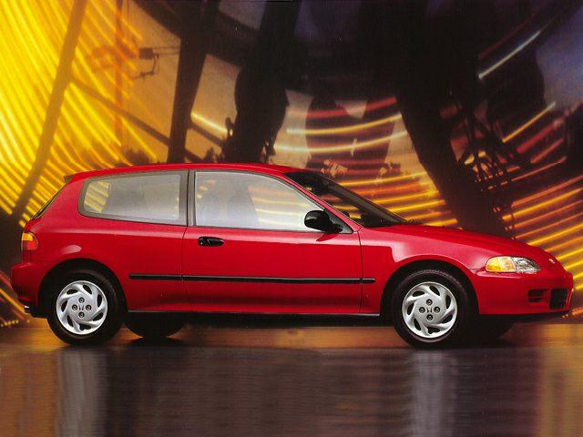 1994 Honda Civic Reviews Specs And Prices Cars Com
