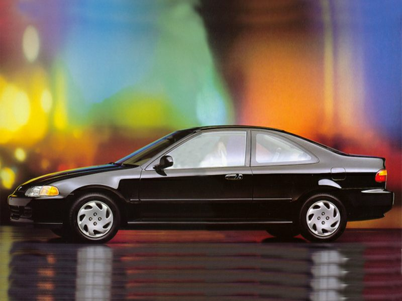 1994 Honda Civic Reviews, Specs and Prices | Cars.com