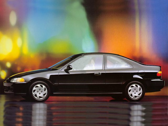 1994 Honda Civic Reviews Specs And Prices Cars Com